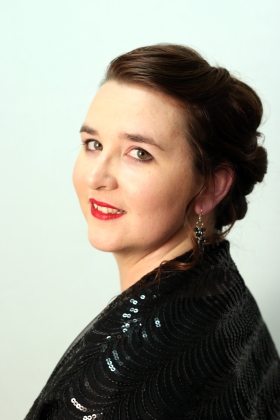 "Ingrid Fomison-Nurse: Queen of the Night - Originally from Canterbury - Age 25 - Studies privately with Judy Bellingham ""I am incredibly excited to be singing the role of the Queen of the Night. The music is of course magical, and the Queen's arias are fantastic to sing: challenging but incredibly energising and rewarding."